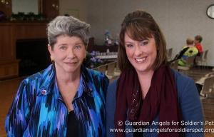 Ms. Linda Spurlin-Domink and Ms. Brandy Firebaugh